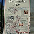Le Freedom Trail <b>Boston</b>