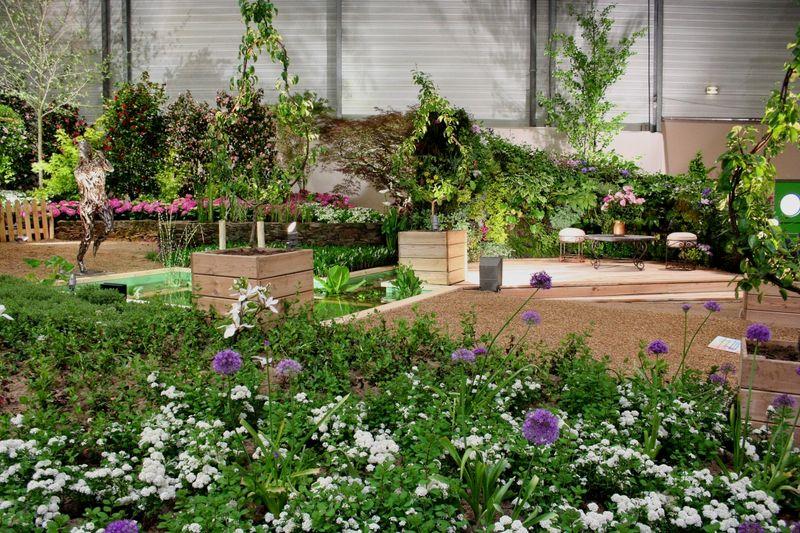 Amenager son jardin - La ptite maison de la Chapelle...