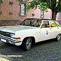 Opel admiral V8 de 1965 (Paul Pietsch Classic 2014) 01