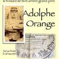 Adolphe orange
