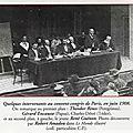 Congrès spiritualiste - 7 au 10 juin 1908 - iii et fin