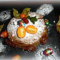 Gâteau (japonais) très aérien pour pâques