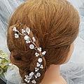Les <b>accessoires</b> cheveux pour mariée, suite