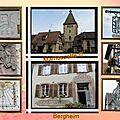 Promenade à <b>Bergheim</b>