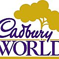 Voyage Angleterre : Visite de la Chocolaterie Cadbury <b>à</b> côté de <b>Birmingham</b>