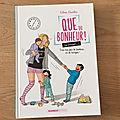 J'ai lu Que du bonheur (ou presque) le tome 2 de Céline <b>Charlès</b> (Editions Bamboo)