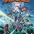 Checklist Marvel de Janvier 2016