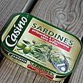 Boulettes de sardines