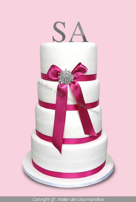 atelier des gourmandises wedding cake pont du gard 1