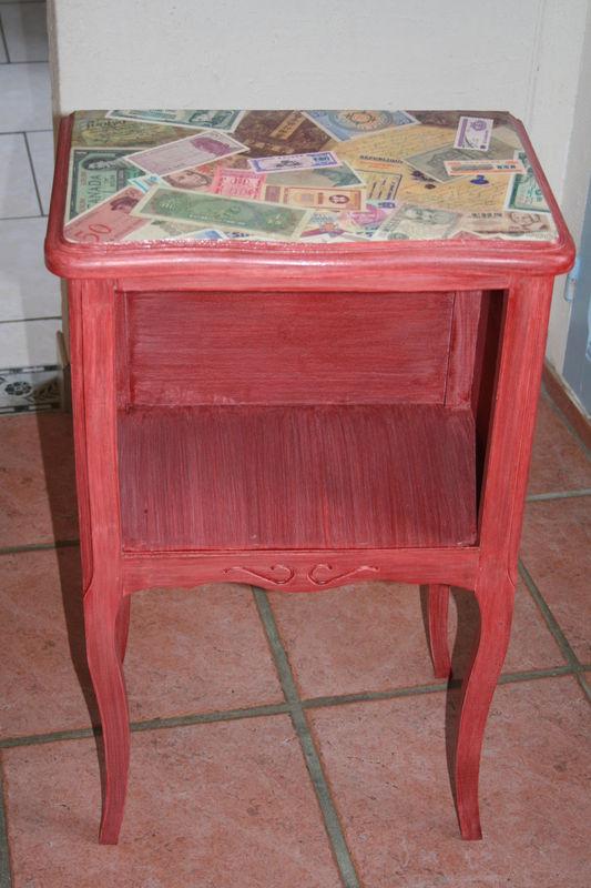 table chevet ou téléphone