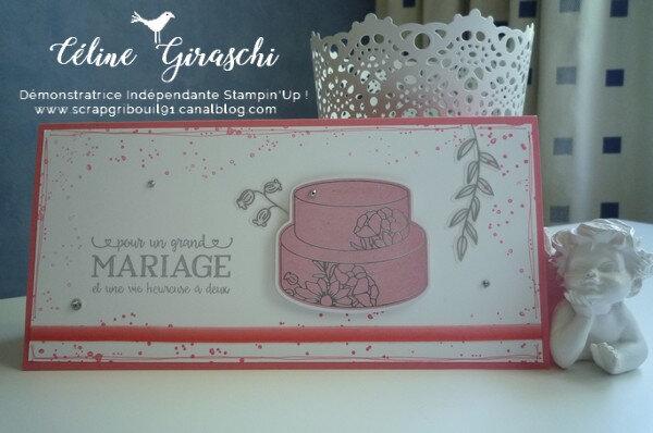 Carte Mariage Douce Soirée -7