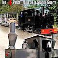 Les petits trains de la Grande Guerre, Tacot des Lacs
