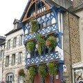 Pontrieux La Maison bleue