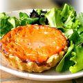 Tartelettes rouges au thon