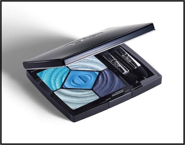 dior palette regard couture couleurs et effets haute fidélité cool down