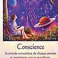 conscience + texte