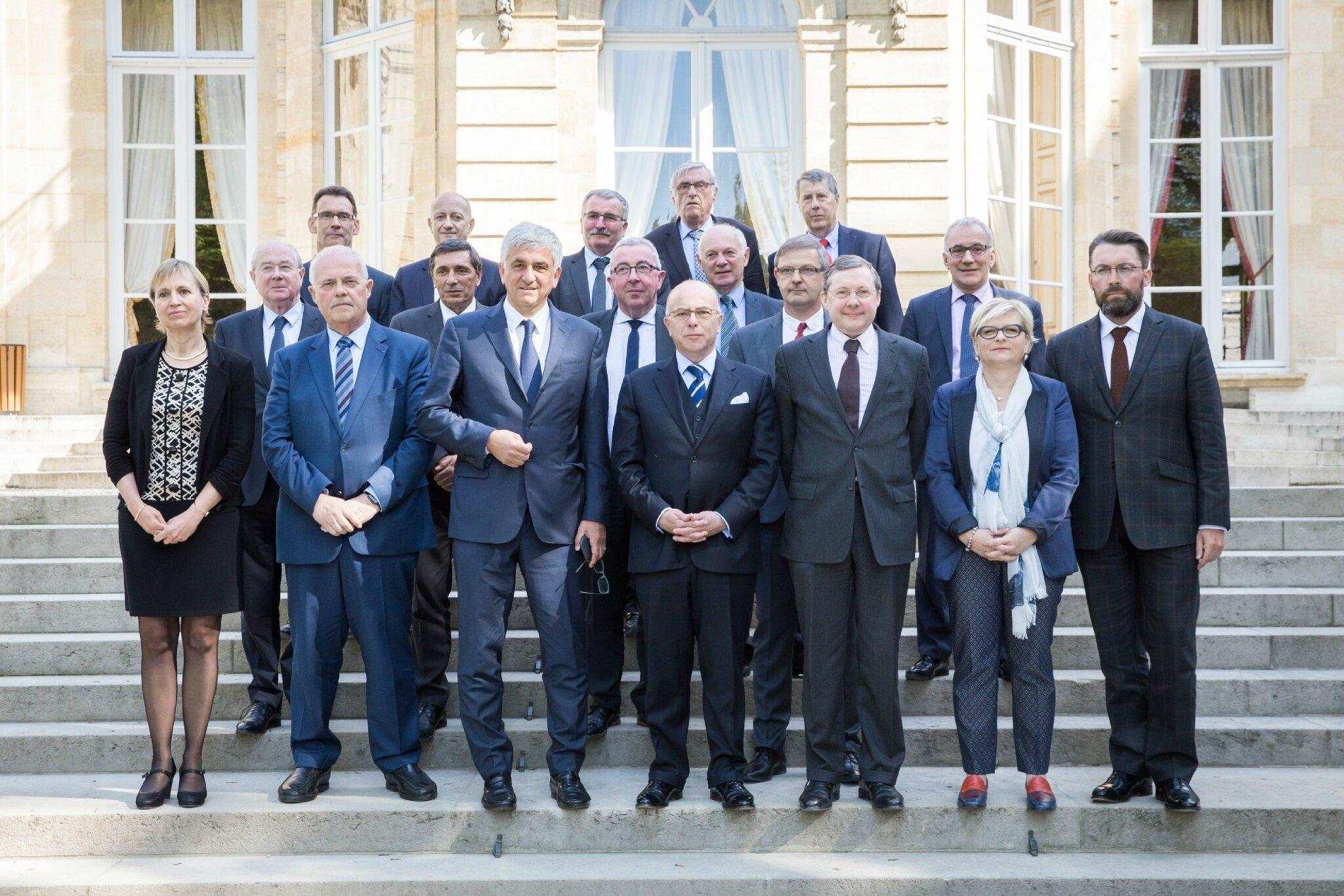Une nouvelle ambition pour le Mont-Saint-Michel lancée par l'Etat et la Normandie/Bretagne
