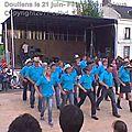 <b>Doullens</b> la Fête de la musique 2011