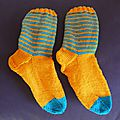 Socks! / des chaussettes !
