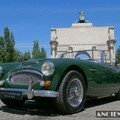 Austin Healey 3000 MK III Ph II - 1967