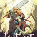 ARLESTON, LUDOLULLABI : <b>Lanfeust</b> Quest.
