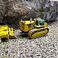 Caterpillar D7. <b>Artitec</b>. #487.801.55. 1/87