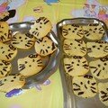 Mes biscuits hello kitty