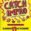 Saison 8 des Catch-<b>Impro</b> à St Paul-3-Châteaux