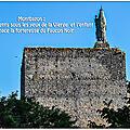 <b>Montbazon</b> : Des éboulements sous les yeux de la Vierge et l'enfant menace la forteresse du Faucon Noir