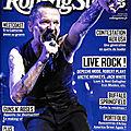 Rolling <b>Stone</b> , Juillet 2018