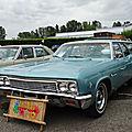 CHEVROLET Impala 4door Station Wagon 1966