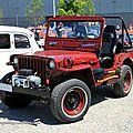 Willys jeep overland (RegioMotoClassica 2011) 01