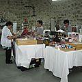 1er Festival de l'<b>Art</b> du <b>Fil</b> en Pays de Forcalquier : c'était ce week-end.