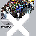 Panini Marvel X-Men Dawn of X / <b>House</b> of X