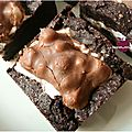 ..brownie aux oursons..