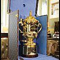 The Webb Ellis 2015 - Malle Louis Vuitton Coupe du Monde de Rugby 2015