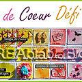 <b>Coups</b> de Cœur du défi #51