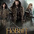 Thorin poster El Hobbit La Desolacion de Smaug