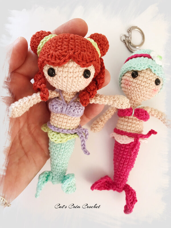 Ariel la sirène et Alice