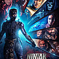 Ninjak vs the valiant universe, c'est parti !