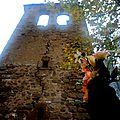 Buenté de Nocito, église, clocher (Espagne)
