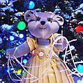 Les oursons s'habillent en prada / vitrines noel 2013 / le printemps / paris