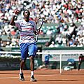 Roland Garros, 1/8èmes de <b>finale</b>