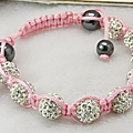 Bracelet style de shamballa