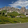 Val Gardena (les <b>Dolomites</b>)