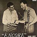 Eddie Bert - 1955 - Encore (Savoy
