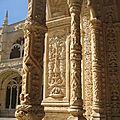 Des visites de Lisbonne (25/28). Le monastère des Hiéronymites et la tombe de Fernando Pessoa.