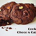 Cookies choco x cajou