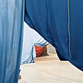 Le milieu est bleu Ulla von Brandenburg <b>Palais</b> de <b>Tokyo</b> Paris