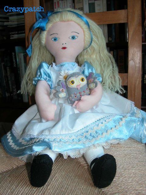 Alice terminée